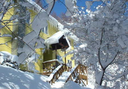 tenh:厳冬・雪の山旅