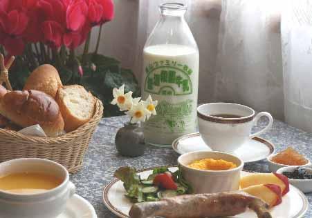 hpd:暖かい朝食・ビーナスライン一人旅